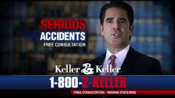 Keller & Keller TV Spot, 'Injured: You Deserve More' - Thumbnail 9