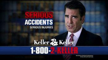 Keller & Keller TV Spot, 'Injured: You Deserve More' - Thumbnail 3