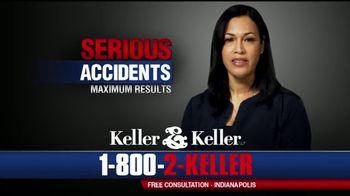 Keller & Keller TV Spot, 'Injured: You Deserve More' - Thumbnail 6