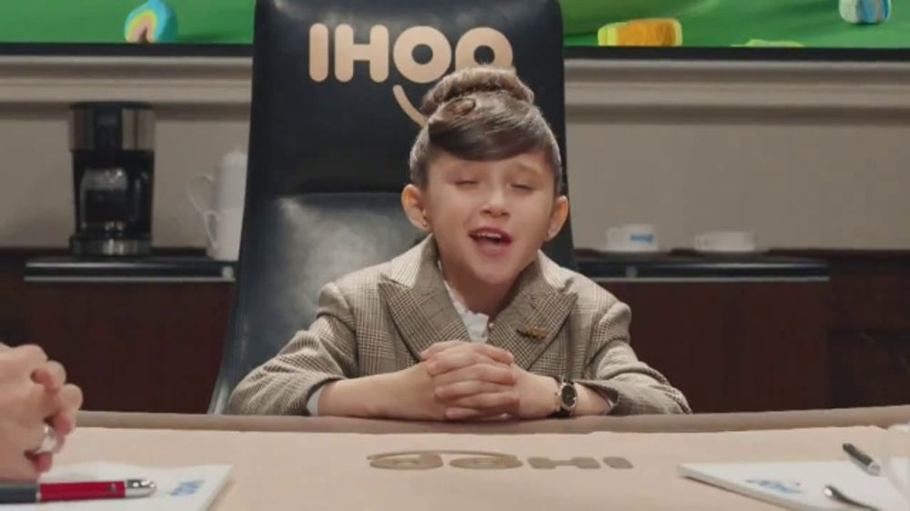 IHOP St. Paddy's Day $1 Cakes TV Commercial, 'Executive Officer'