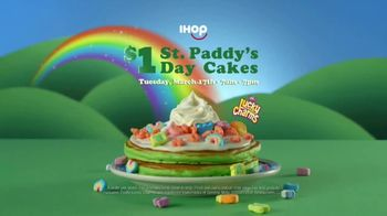 IHOP St. Paddy's Day $1 Cakes TV Spot, 'Executive Officer' - Thumbnail 9