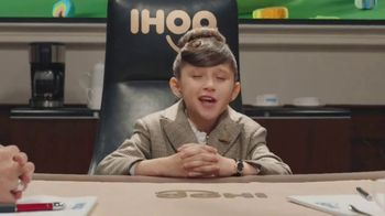 IHOP St. Paddy's Day $1 Cakes TV Spot, 'Executive Officer' - Thumbnail 1