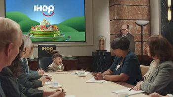 IHOP St. Paddy's Day $1 Cakes TV Spot, 'Executive Officer'