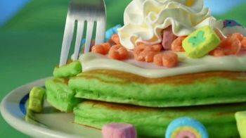 IHOP St. Paddy's Day $1 Cakes TV Spot, 'Executive Officer' - Thumbnail 5
