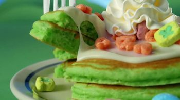 IHOP St. Paddy's Day $1 Cakes TV Spot, 'Executive Officer' - Thumbnail 6