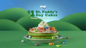 IHOP St. Paddy's Day $1 Cakes TV Spot, 'Executive Officer' - Thumbnail 8