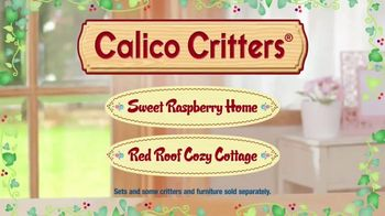 Calico Critters Sweet Raspberry Home & Red Roof Cozy Cottage TV Spot, 'Disney: Memories' - Thumbnail 8