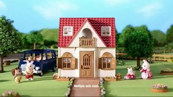 Calico Critters Sweet Raspberry Home & Red Roof Cozy Cottage TV Spot, 'Disney: Memories' - Thumbnail 2