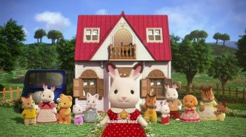 Calico Critters Sweet Raspberry Home & Red Roof Cozy Cottage TV Spot, 'Disney: Memories' - Thumbnail 6