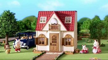 Calico Critters Sweet Raspberry Home & Red Roof Cozy Cottage TV Spot, 'Disney: Memories'