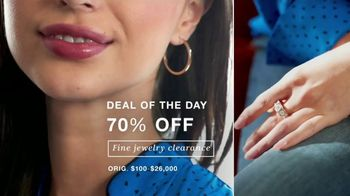 Macy's One Day Sale TV Spot, 'Fine Jewelry, Suits & Shoes'' - Thumbnail 3