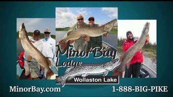 Minor Bay Lodge TV Spot, 'Trophy Northern Pike' - Thumbnail 10