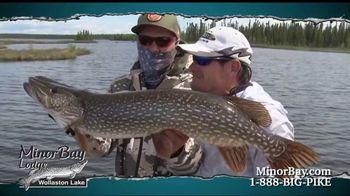 Minor Bay Lodge TV Spot, 'Trophy Northern Pike' - Thumbnail 2