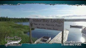 Minor Bay Lodge TV Spot, 'Trophy Northern Pike' - Thumbnail 3