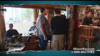 Minor Bay Lodge TV Spot, 'Trophy Northern Pike' - Thumbnail 4