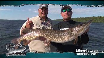 Minor Bay Lodge TV Spot, 'Trophy Northern Pike' - Thumbnail 5