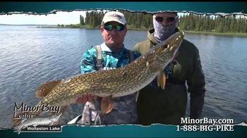 Minor Bay Lodge TV Spot, 'Trophy Northern Pike' - Thumbnail 6