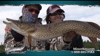 Minor Bay Lodge TV Spot, 'Trophy Northern Pike' - Thumbnail 9