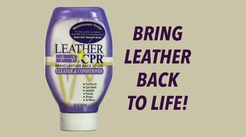 Leather CPR TV Spot, 'Vital Conditioning' - Thumbnail 1