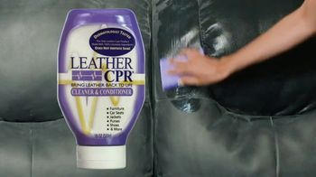 Leather CPR TV Spot, 'Vital Conditioning' - Thumbnail 2