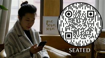 Seated TV Spot, 'Pays You to Eat Out' - Thumbnail 1
