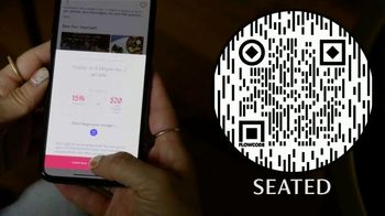 Seated TV Spot, 'Pays You to Eat Out' - Thumbnail 2