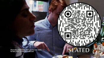 Seated TV Spot, 'Pays You to Eat Out' - Thumbnail 5
