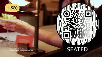 Seated TV Spot, 'Pays You to Eat Out' - Thumbnail 6