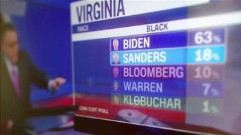 Biden for President TV Spot, 'Super Tuesday' - Thumbnail 1
