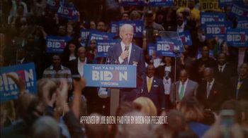 Biden for President TV Spot, 'Super Tuesday' - Thumbnail 8