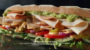 Subway TV Spot, 'Everyone Has Their Favorite' Featuring J.J. Watt, T.J. Watt, Derek Watt - Thumbnail 9