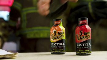 5-Hour Energy TV Spot, 'Firefighters' - Thumbnail 3