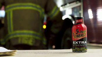 5-Hour Energy TV Spot, 'Firefighters' - Thumbnail 4