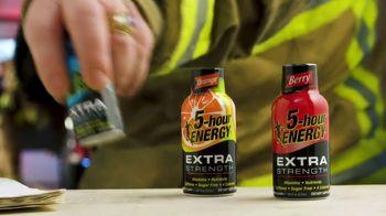 5-Hour Energy TV Spot, 'Firefighters'