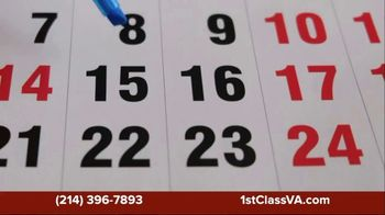 First Class Tax Relief TV Spot, 'Same-Day Refund Advance' - Thumbnail 1