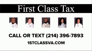 First Class Tax Relief TV Spot, 'Same-Day Refund Advance' - Thumbnail 8