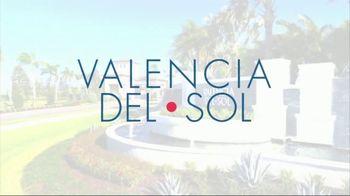 GL Homes Valencia Del Sol TV Spot, 'Florida Dream Lifestyle'