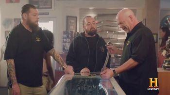 LendingTree TV Spot, 'History Channel: Pawn Shop' Featuring Chumlee, Rick & Corey Harrison