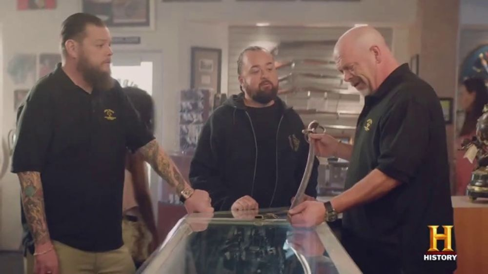 LendingTree TV Commercial, 'History Channel: Pawn Shop' Featuring Chumlee, Rick & Corey Harrison