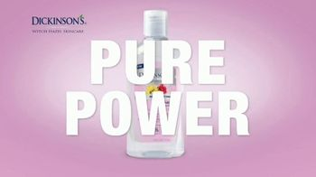 Dickinson's Enhanced Witch Hazel Hydrating Toner TV Spot, 'Pure Radiance: 50 Percent Off at CVS' - Thumbnail 8