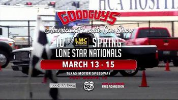 Goodguys Rod & Custom Association TV Spot, '2020 Spring Lone Star Nationals: Texas Motor Speedway' - Thumbnail 10