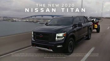 2020 Nissan Titan TV Spot, 'The Return' Song by Barns Courtney [T1] - Thumbnail 10
