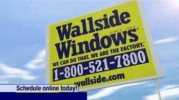 Wallside Windows TV Spot, 'Half Off: Last Chance' - Thumbnail 5