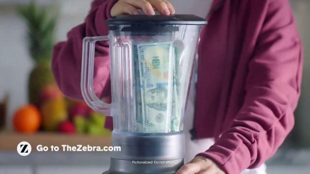 The Zebra TV Commercial, 'Blender'