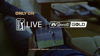 NBC Sports Gold TV Spot, 'PGA Tour Live: The Players' - Thumbnail 5