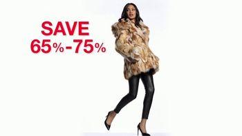Macy's TV Spot, 'Closing Fur Departments: 65-75 Percent Off' - Thumbnail 3
