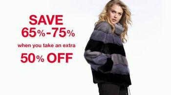 Macy's TV Spot, 'Closing Fur Departments: 65-75 Percent Off' - Thumbnail 5
