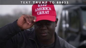 Donald J. Trump for President TV Spot, 'Man of His Word'