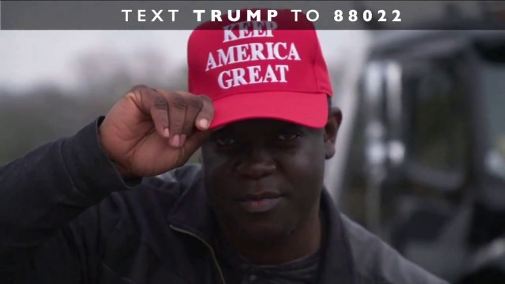 Donald J. Trump for President TV Commercial, 'Man of His Word'