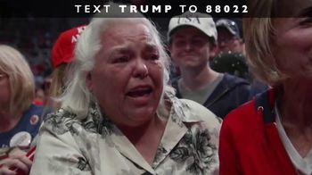 Donald J. Trump for President TV Spot, 'Man of His Word' - Thumbnail 10